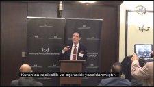 Harun Yahya'nın Temsilcileri New York Şabat Musevi Merkezi'nde Konuşmacıydılar