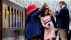 Kate Middleton'dan Mutluluk Dansı