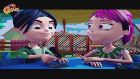 Nane ile Limon - Issız Ada (Çizgi Film)