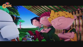 Nane İle Limon - Yarasa (Çizgi Film)