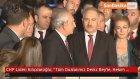 """CHP Lideri Kılıçdaroğlu: """"Tüm Dualarımız Deniz Bey'le, Hekim Arkadaşlar Elinden Geleni Yapıyor"""""""