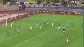 Monaco 1-2 Beşiktaş (Gol: Cenk Tosun)