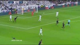 Real Madrid 1-1 Tottenham - Maç Özeti izle (17 Ekim 2017)