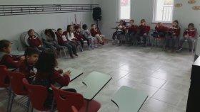 ATATÜRK ŞARKISI Gözleri Mavi Mavi Saçları Sarı Sarı Ankara Mamak Mektebim Okulu Engin Deniz Uzun