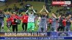 Fransız Basını, Beşiktaş'ı Konuşuyor: Monaco'yu İkiye Ayırdılar