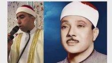 İmitation Sheikh Abdussamed. Şeyh Abdussamed taklidi, arap makamı Mısır şivesi. Hafız Metin Demirtaş