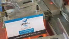 Patlatma Doğaltaş Traverten Üretim Makinamız Cephe Ve Duvar Kaplama Tasarım Dekor Tek Tek Patlatma