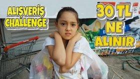 30 Tl Ye Neler Alınır En Güzel Alışveriş Challenge !!