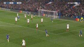 Chelsea 3-3 Roma (Maç Özeti - 18 Ekim 2017)