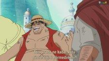 Monkey D Luffy Vs Sahte Luffy