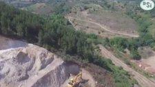 Pamukova Turgutlu Sulama Göleti inşaatı durdu