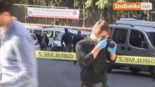 Şişli'de Yol Verme Kavgası Kanlı Bitti: 1 Yaralı