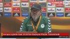 Avrupa Liginde Saat 20.00'de Başlayan Maçlar Tamamlandı