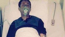 Sürekli Kriz Geçiren Ankaralı Turgut'un Hastane Odasından İlk Görüntü