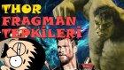 Tepik Taym  - Thor Fragman Tepkileri (Tepki Videosu by Fırıldak Ailesi)