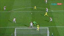 Villareal 2-2 Slavia Prag (Maç Özeti - 19 Ekim 2017)