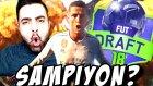 Sadece Ronaldo Ile Gol Atma Challenge ! Fut Draft Survivor !