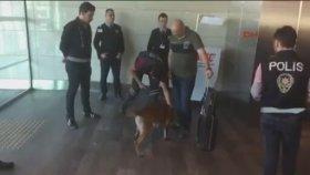 Türkiye'den Viyana Yolcularını Köpekle Koklatma(Misilleme)