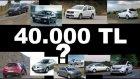 40.000 Tl'ye Hangi Dizel Otomobil?