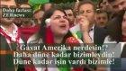 Barzani Yandaşı Kadın: Gavat Amerika Nerdesin ?
