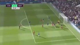 Chelsea 4-2 Watford - Maç Özeti izle (21 Ekim 2017)