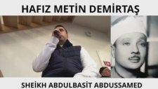 Cuma namazı, Ahzab suresi 56. Sheikh Abdulbasit Abdussamed makamı, Mısır ağzı. Hafız Metin Demirtaş.