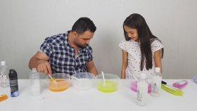 Farklı Duş Jelleri Bulduk Slime Challenge! Bakalım Kim Kazanacak