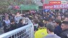 Fenerbahçeli Taraftarlardan Galatasaray Stadında Alkış Toplayan Pankart