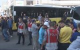 Kadıköy'de Derbi Gerginliği Galatasaray  Fenerbahçe 22 Ekim 2017
