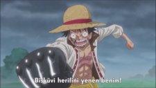 Luffy Big Mom'un Hiddetli Ordusuyla Karşılaşıyor