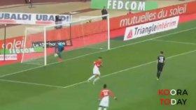 Monaco 2-0 Caen - Maç Özeti izle (21 Ekim 2017)