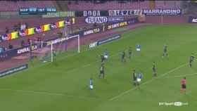 Napoli 0-0 İnter (Maç Özeti - 21 Ekim 2017)