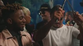 Nusret'in Puff Daddy ve DJ Khaled ile Takılması