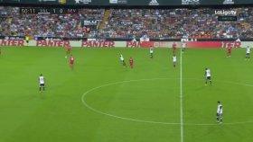 Valencia 4-0 Sevilla (Maç Özeti - 21 Ekim 2017)
