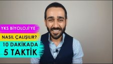 YKS Biyoloji'ye Nasıl Çalışılır? 10 dakikada 5 Taktik