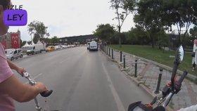 zeytinburnu yollarında en garip 1 dakika 50 saniye