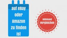 Ebay und Amazon Preisvergleich Preise-Check24 - die besten Ebay Angebote
