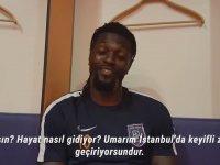 Emmanuel Adebayor'ın Pepe'ye Meydan Okuması