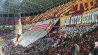 Galatasaray Taraftarından Müthiş Kareografi (Galatasaray - Fenerbahçe)
