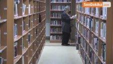Halk Kütüphanesinin 75 Yaşındaki Müdavimi