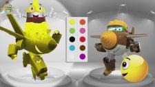 Harika Kanatlar Yeni Sezon Karakterleri ile Renkleri Öğrenelim
