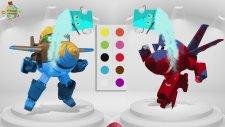 Harika Kanatlar Yeni Sezon Karakterleri Renkleri Öğrenelim 2