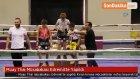 Muay Thai Müsabakası Edremitte Yapıldı