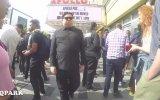 New York Sokaklarında Kim Jong Un Olarak Gezmek