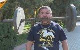 Süper Güce Sahip Kırgız Pehlivan