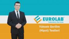 Yüksek Gerilim (Hipot) Testleri - Eurolab