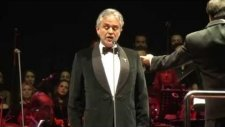 Andrea Bocelli - İstanbul Ülker Arena Konseri