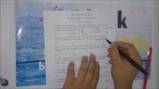 8. Sınıf MATEMATİK 1. Dönem 1. Yazılı Soruları ve Çözümü (™ Çıkabilir ??? )