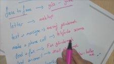 8.sınıf İngilizce Konu Anlatımı