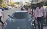 Çorumlu Amir'in Tofaş İle Ferrari Çekmesi